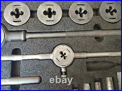 Greenfield little Giant Tap & Die Set Machinist Morse Tap and Die