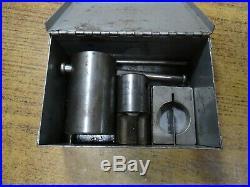 HPC Mortise Cylinder Lock Tap & Die Set Metal Door Installation Of Locks