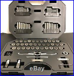 HUSKY SAE/Metric Ratcheting Tap and Die Set (77-Piece)