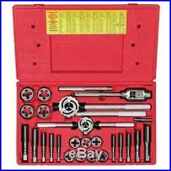 Hanson 97311 25 Piece Metric Tap And Hex Die Set