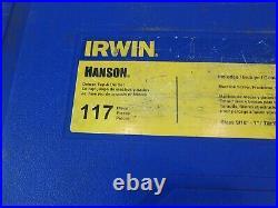 Irwin Hansen 26377 Deluxe Tap & Die Set