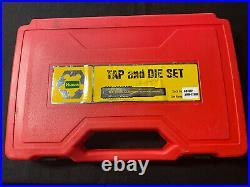Irwin Hanson 28 Piece Tap & Die Set #G97312