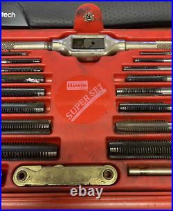 Irwin Hanson 6312 Tap And Hex Die 42-Piece Super Set
