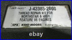 Kent-Moore SPX Time-Sert Cadillac GM NorthStar Engine Thread Repair J-42385-2000