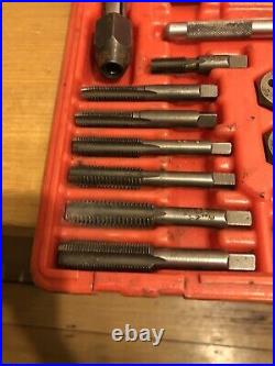 LM Tap And Die Set Made In USA Similar To Snap On Quality