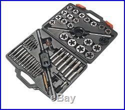 Laser 3246 Tap and Die Set MM 51 piece