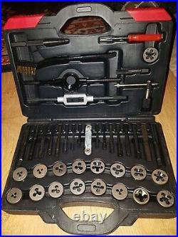 Laser Tools 2159 Tap & Die Set 40pc