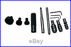 Lathe Tailstock Tap Die Holder Set MT3 Complete Solution EXCLUSIVE 3MT Shank