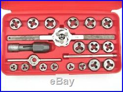 MAC 41 Piece Metric Tap & Die Complete Set, 3mm-12mm, Made in USA 8017TS