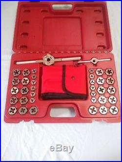 MAC TOOLS 117-PC. Tap and Die/Drill/Extractor Super Set (TD117COMBOS)