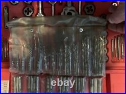 MAC TOOLS 117 pc Tap and Die /Drill/Extractor Super Set