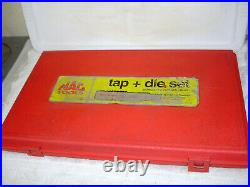 MAC TOOLS 25 PIECE METRIC TAP & DIE SET WITH CASE 14mm 24mm