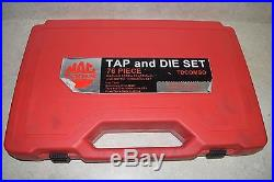 Mac Tools 76 Piece Fractional & Metric Tap And Die Set #tdcombo
