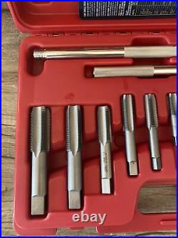 MAC Tools 25-PC Metric Tap and Hex Die Set TD25METS! MINT CONDITION