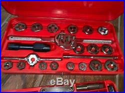MAC Tools 3606TS SAE Tap & Die Set of 45 Pieces USA