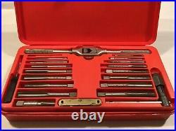 MAC Tools 8017TS 41Pc Metric Tap & Die Super Set in Snap Latch CaseUSAFRE SHIP