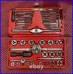 MAC Tools 8017TS Metric Tap and Die Set