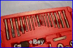 MATCO Tools 75 Piece Tap And Die Threading Set Model 675TD