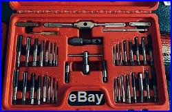 MATCO Tools Standard and metric Tap And Die Threading Set / In a Mac Box