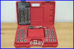 Mac Tools Pc Tap And Die Drill Extractor Combo Set Td Combos Metric Sae Wrt