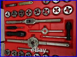 Mac-Tools 76 pc. Tap & Die Set with Case