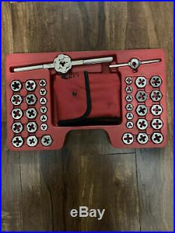 Mac Tools TD117COMBOS 117-PC. Tap And Die/Drill/Extractor Super Set