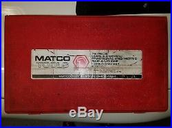 Mac Tools TDCOMBO 76 Piece Machine ScrewithFractional & Metric Tap + Die Set