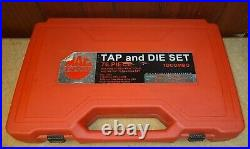 Mac Tools Tap And Die Set 76 Piece NC & NF Threads Model # TDCOMBO In Case