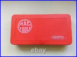 Mac Tools Tap & Die Super Set 3606ts Red Carrying Case Complete
