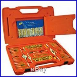 Machine Screw SAE / Metric Tap & Die Drill Bit 117 Piece ATD Tools 277