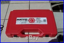 Matco 25 Piece Tap And Die Set Standard 9 16 Through 1