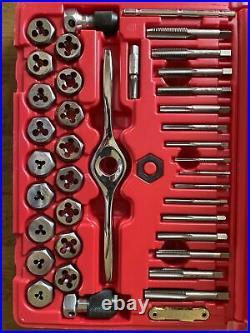 Matco 40 Metric Tap and Die Threading Set TD40M