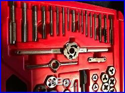 Matco 676TD 76pc Fractional & Metric Tap & Die Set