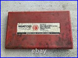 Matco (676TD) Fractional/Metric Tap And Die Threading Set