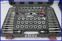 Matco 81MATDS 81 Piece Auto Master Tap & Die Set