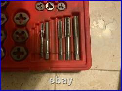 Matco Master Tap and Die Set with Screw Extractor Set 676TDP