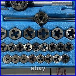 Matco Tools 50pc Metric Tap & Die Threading Set 6598TD