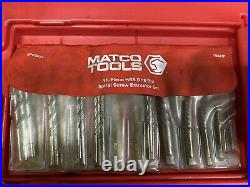 Matco Tools 675TDPLUS 116 Pc. Tap, Die Threading Set With Case