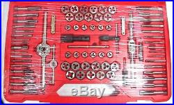Matco Tools 676TD 76 Piece Combination Tap and Die Set Drill NICE! FREE SHIP