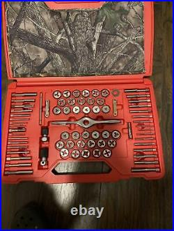 Matco tap and die set