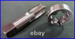 Mauser 98 Large Ring, tap & die set 1.10 inch x 12 TPI