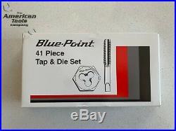 NEW Blue-Point 40-pc Metric Tap & Die Set GAM541