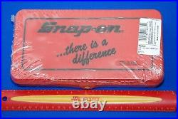 NEW Sealed Snap-On Tools 41 Piece US Tap and Die Set TD2425