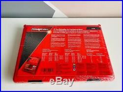 NEW Snap On 48-pc Master Rethreading Tap & Die Set (Fractional & Metric) RTD48