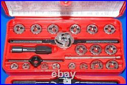 NEW Snap-On Tools 41 Piece Metric Tap and Die Set TDM117A