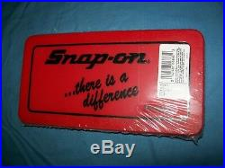 NEW Snap-on TD2425 41-piece 1/4 to 1/2 NF / NC SAE Tap and Die Set SEALed