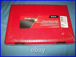 NEW Snap-on TDLH139 39 piece SAE Left Hand Thread Tap and Die Set SEALed