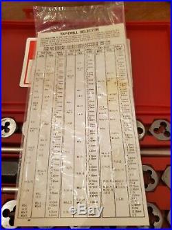 Nesco Metric 41-piece Tap & Die Set