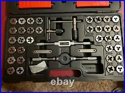 New Craftsman 75-pc Tap & Die Carbon Alloy Steel Set