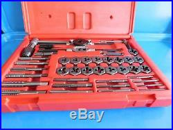 New, Magna Tools (metric) Tap & Die 40 Pc. Set#96302, Usa, 3mm To 12mm